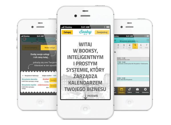 Booksy – polska aplikacja do rezerwacji
