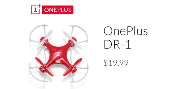 DR-1 – najmniejszy dron na świecie za 19,99 $