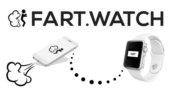"""""""Nie"""" dla puszczania bąków z aplikacji Fart na Apple Watcha"""
