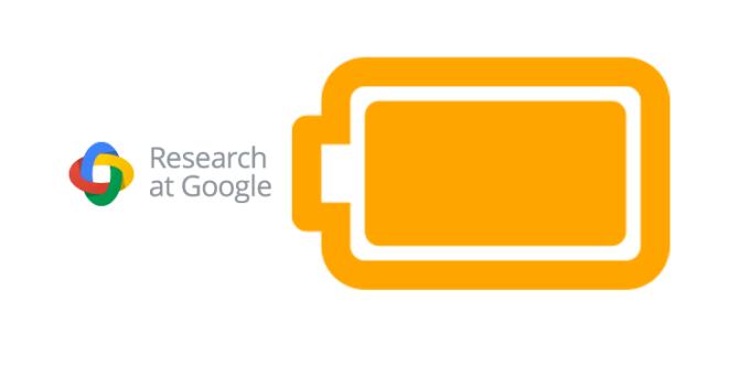 Bateria Google