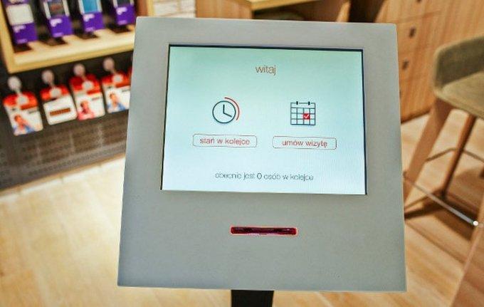 Orange Smart Store - terminal