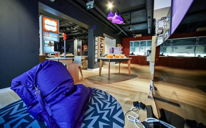Orange Smart Store w Warszawie