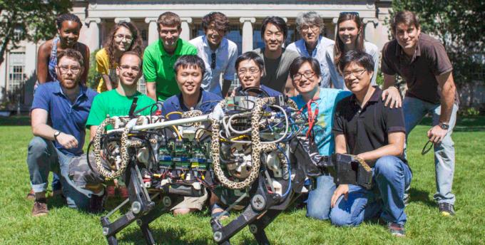 Killian Group MIT