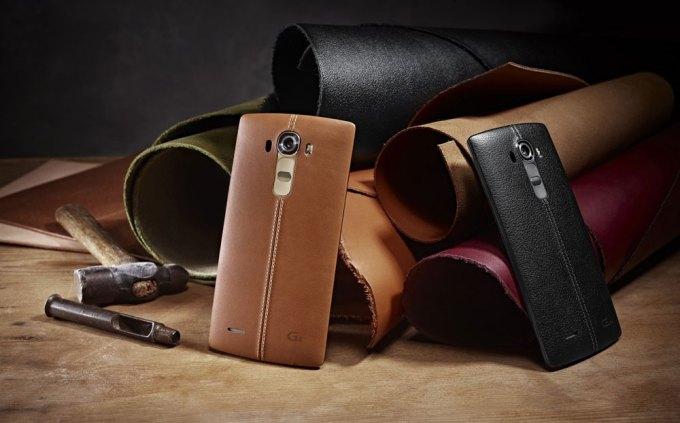 LG G4 skóra