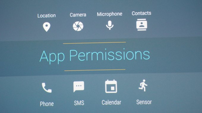 App Permisions w Android M