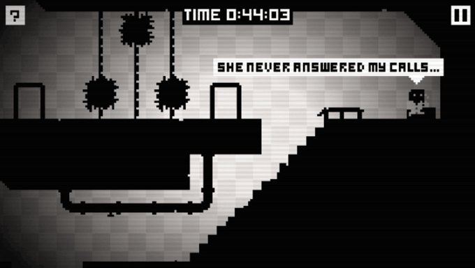 Burn It Down - gra mobilna na iOS-a