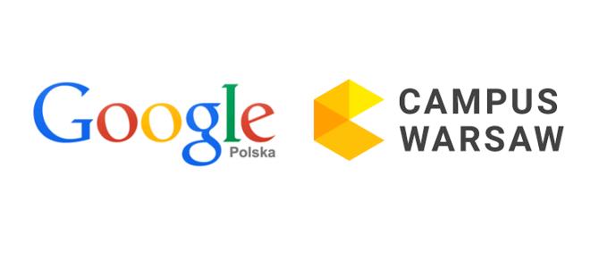 Campus Warsaw Google logo