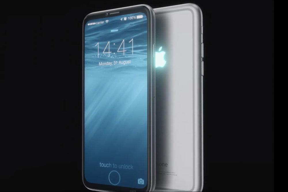 Koncepcja iPhone'a 7 wg Martin Hajek