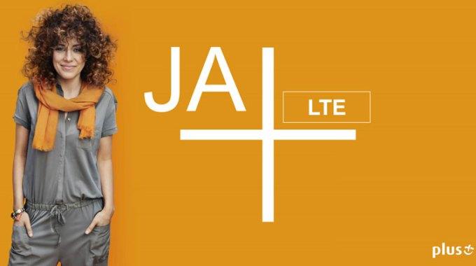 JA+ LTE w sieci Plus GSM