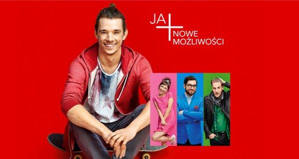 JA+ nowe możliwości + nowa oferta Plusa