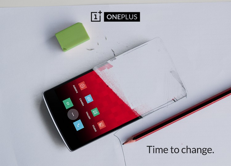 """OnePlus """"Time to change"""" teaser"""