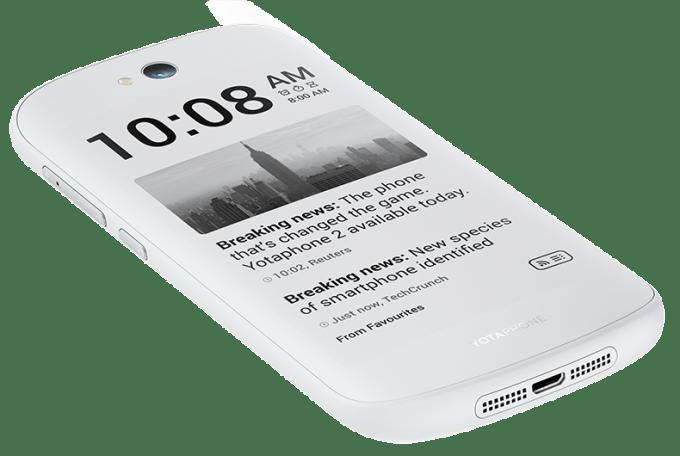 YotaPhone 2 (biały)
