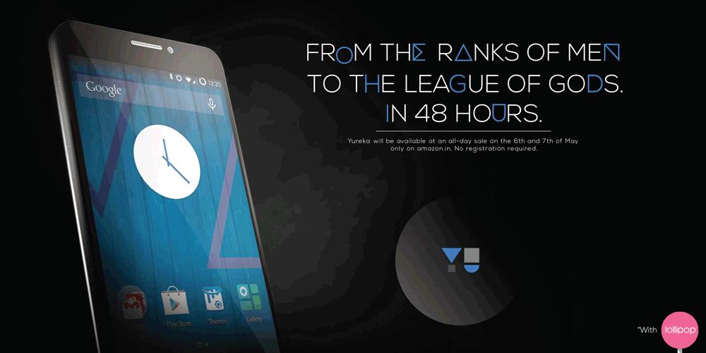Wyprzedaż smartfona YUreka (6-7 maja 2015)