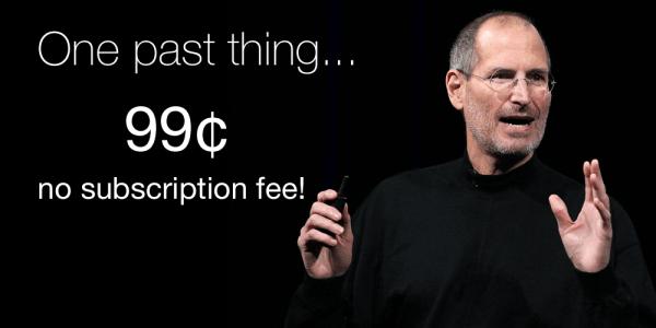 Co Steve Jobs sądził o takich usługach jak Apple Music?