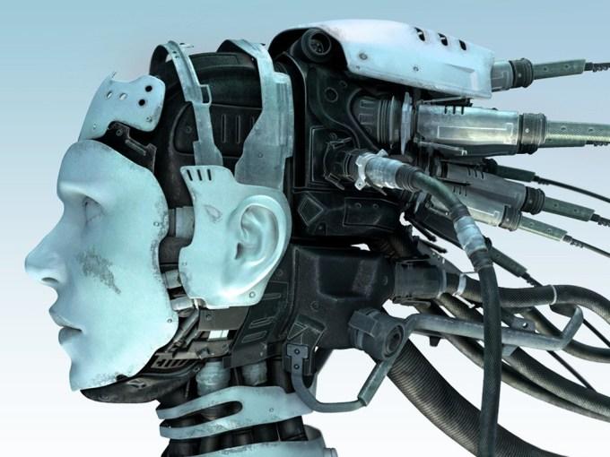 Cyborg - humanoid