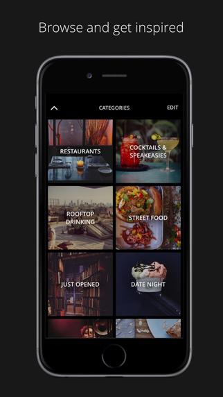 Dojo App Londyn (iPhone)