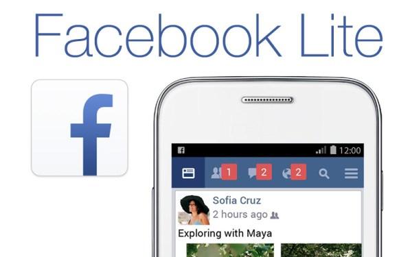 Facebook Lite – lżejsza wersja Facebooka na Androida