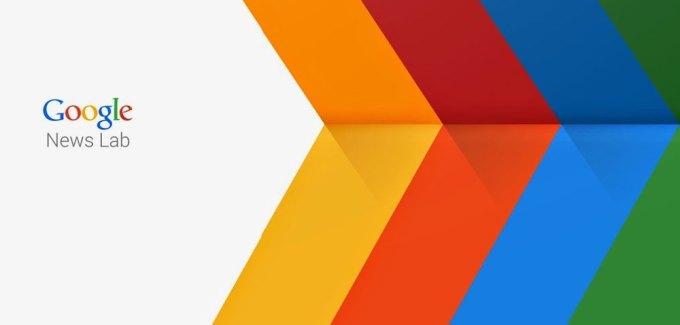 Logo Google News Lab