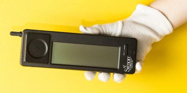 Pierwszy smartfon ma już 21 lat
