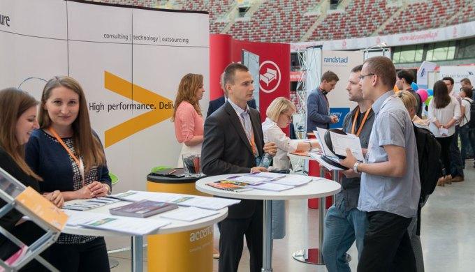 Fotorelacja z targów IT Career Summit 2015
