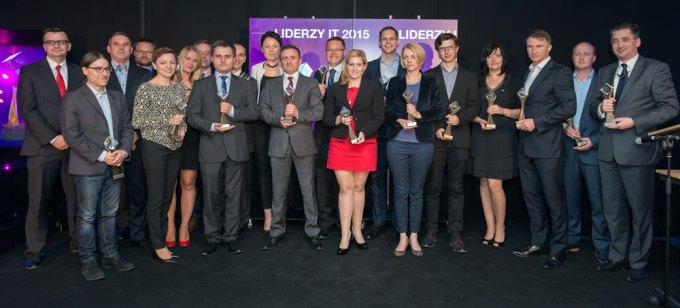 Nagrodzeni Liderzy IT na targach IT Future Expo 2015 w Warszawie