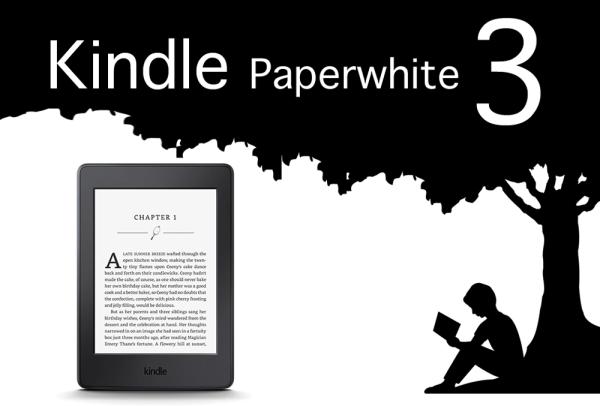 Kindle Paperwhite 3 w sprzedaży 30 czerwca 2015