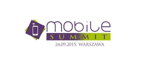 Bezpłatna Konferencja Mobile Summit 2015