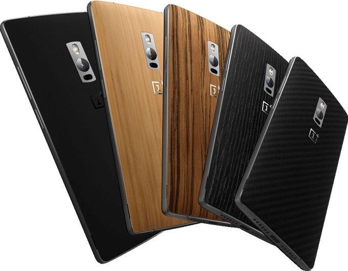 Tył smartfona OnePlus 2