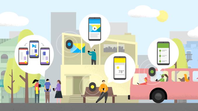 Google BLE Beacons