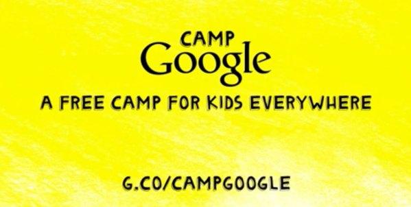 Camp Google – rusza online'owy obóz naukowy dla dzieci