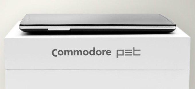 Commodore PET czarny (black)