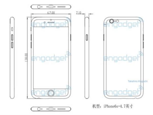 iPhone 6s może być nieco grubszy niż jego poprzednik
