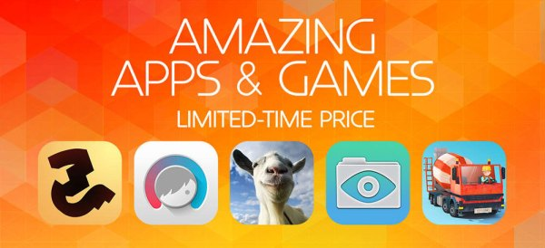 Gry i aplikacje za 0,99 euro w App Storze