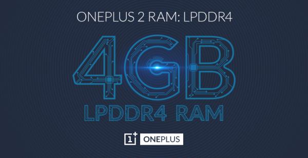 Nowy smartfon OnePlus 2 będzie miał 4 GB RAM-u