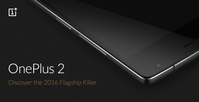 OnePlus 2 - flagship killer 2016