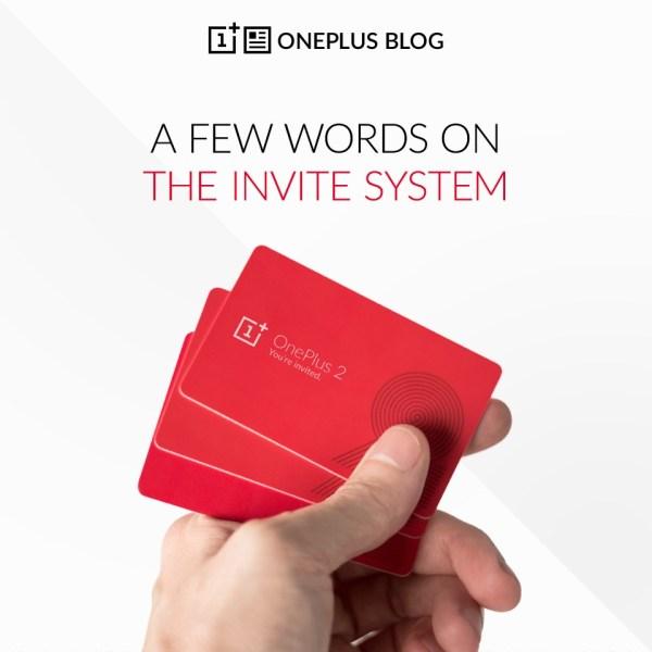 Nowy system zaproszeń na OnePlus 2