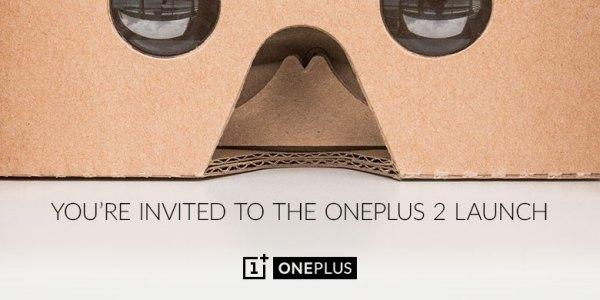 OnePlus rozdaje 1000 kartonowych okularów VR