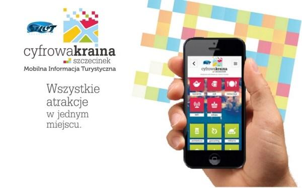 Szczecinek Cyfrowa Kraina na smartfonach