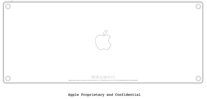 klawiatura bezprzewodowa Apple z Bluetooth 4.2