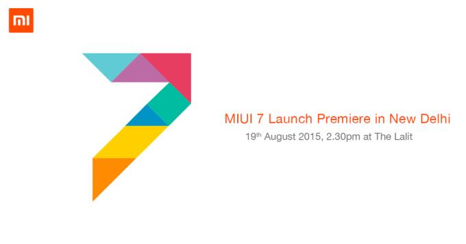 MIUI 7 od Xiaomi