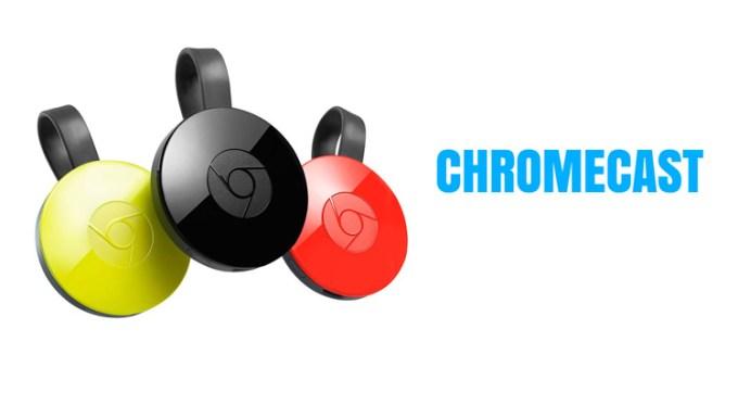 Google Chromecast 2.0