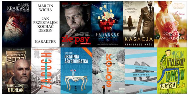 Lista e-booków biorących udział w akcji CzytajPL!