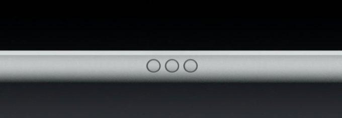 iPad Pro - smart connector