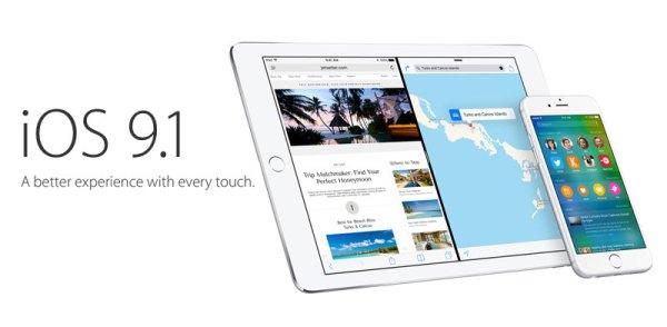 iOS 9.1 – pierwsza publiczna beta