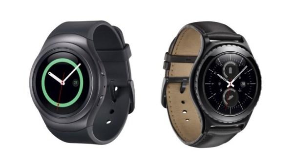 Samsung zapowiedział smartwatcha Gear S2