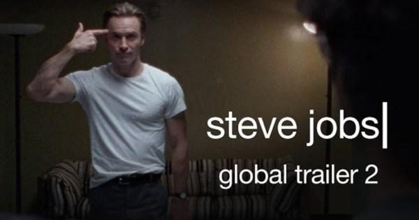 Nowy trailer filmu Steve Jobs (2015)