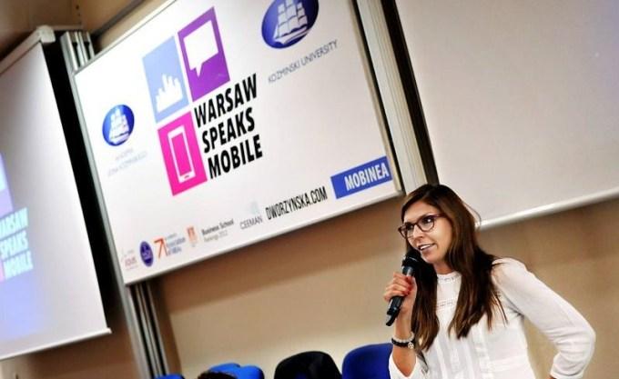 Warsaw Speaks Mobile - Katarzyna Dworzyńska