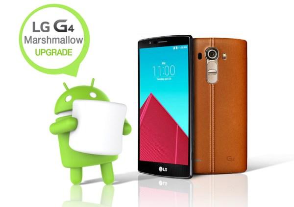Posiadacze LG G4 w Polsce dostaną pierwsi Androida 6.0