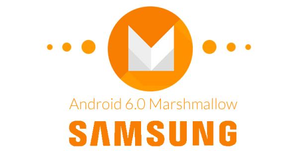Android 6.0 Marshmallow na Samsungi