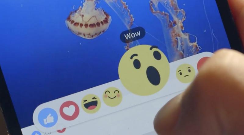 6 reakcji zamiast przycisku nie lubię na Facebooku
